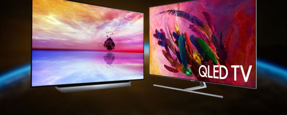 qled vs oled vs microled welches tv display tech ist. Black Bedroom Furniture Sets. Home Design Ideas