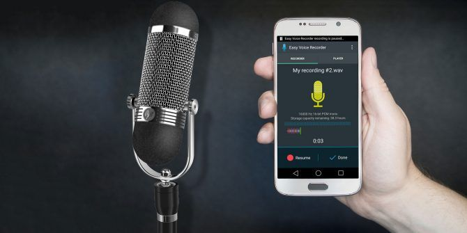 How to Record Audio With a USB Microphone on Android