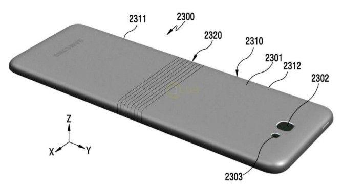 Samsung Galaxy X Prototype