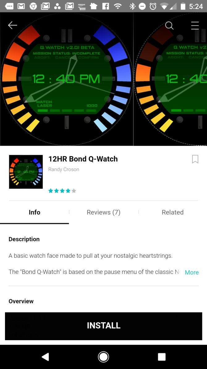 15 Samsung Gear Apps That'll Make You Feel Like a Secret Agent