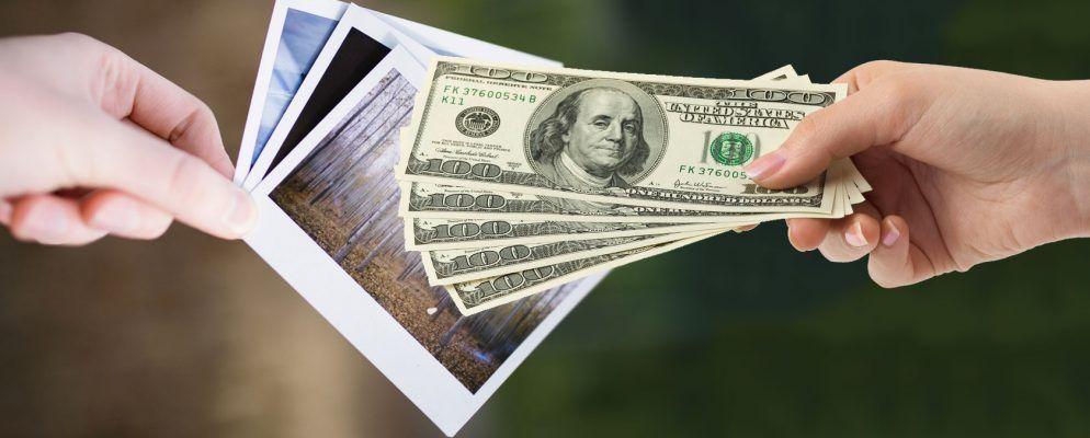 Die besten Arten von Fotos online für Geld zu verkaufen