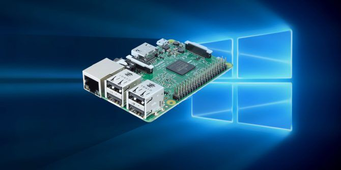 How to Install Windows 10 IoT Core on Raspberry Pi 3