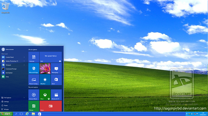 best windows 10 desktop themes