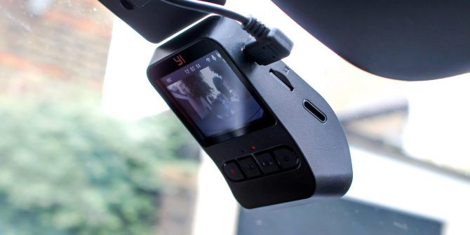 Yi Mini Dashcam: Yi Continues to Dominate the Budget End of Everything