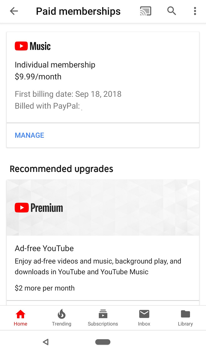 How to Switch From YouTube Music to YouTube Premium (And Why