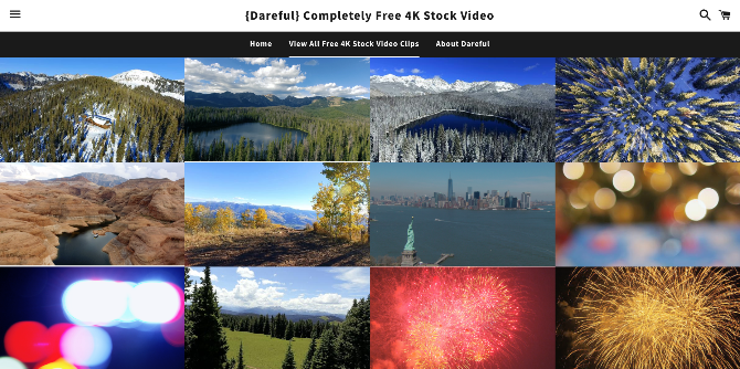 5 Sites to Download Free and Royalty-Free 4K or Ultra HD Stock Videos 4k videos dareful