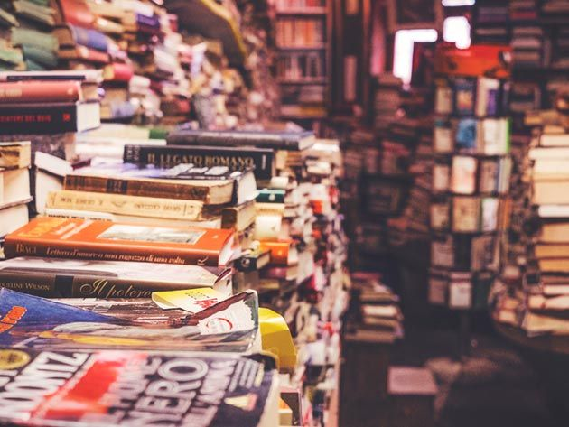This Speed-Reading Course Helps You Read 300 Books in One Year