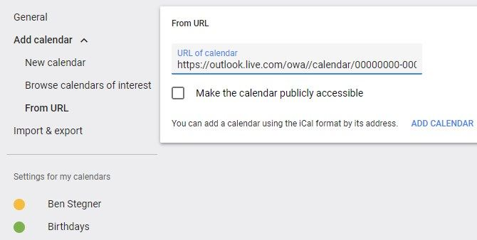 Add-Outlook-Calendar-to-Gmail