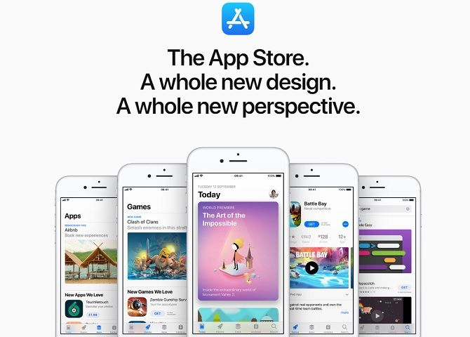 iOS Apple iTunes store