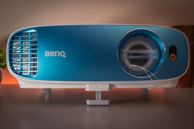 BenQ TK800 is a 4K Projector You Can Actually Afford BenQ TK800 Projector 1