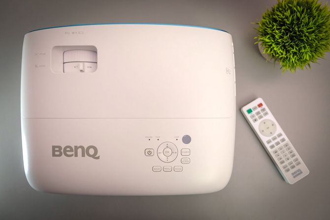 BenQ TK800 is a 4K Projector You Can Actually Afford BenQ TK800 Projector 2 2