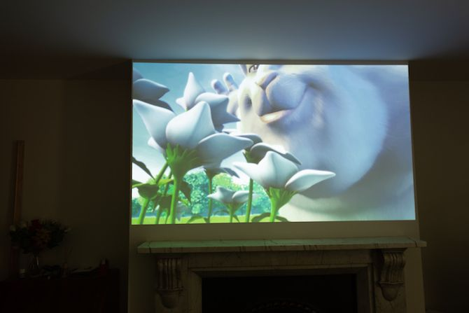 BenQ TK800 is a 4K Projector You Can Actually Afford BenQ TK800 Sample 4
