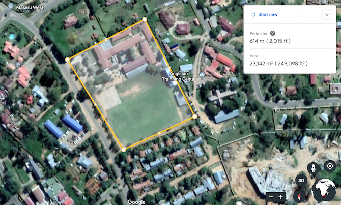 How to Use Google Earth's Measure Tool and Why It's Useful Google Earth Measure 4