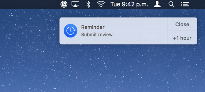 Later for Mac Reminders - Apple Reminders Alternatives