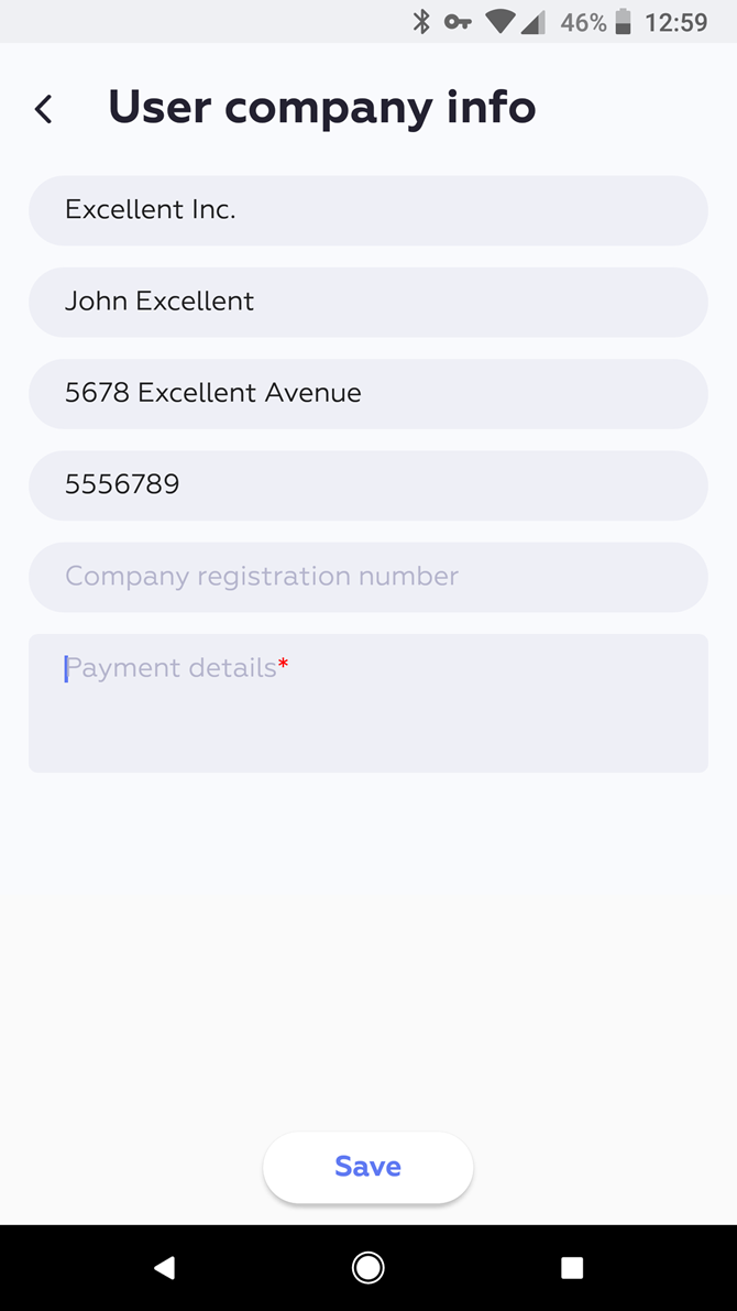 The 5 Best Free Invoicing Apps For Freelancers And Small Business Electronic Circuits 8085 Projects Blog Archive Hall Sensor Invoice Mini Is Our Very Own App Thats Used Internally By Writers It Was Created With In Mind But Anyone