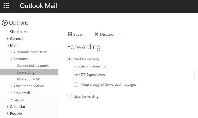 How to Forward Your Outlook Email to Gmail