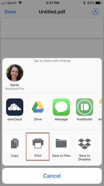 So verwalten Sie PDF-Dateien auf dem iPhone und iPad