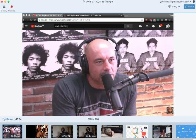 Snagit Screen Recording Mac