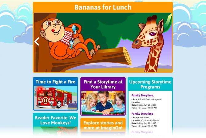 StoryPlace - Online Reading for Kids