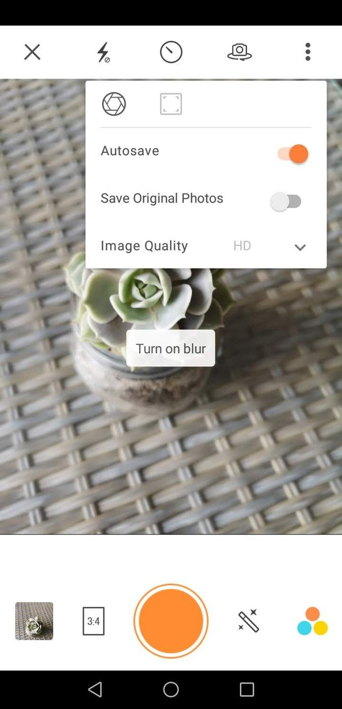 How to Get Portrait Mode on Android