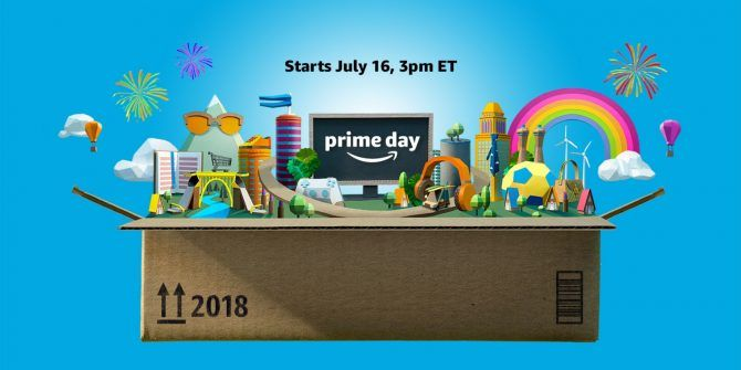 Amazon Prime Day 2018 Kicks Off on July 16