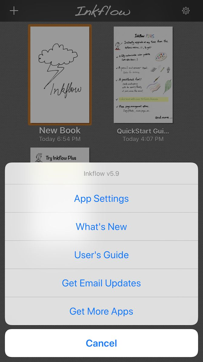 5 handwriting apps for visual note taking on ios