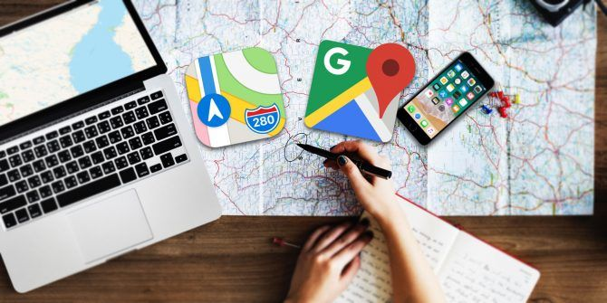 Apple Maps vs. Google Maps: Is It Time to Switch?