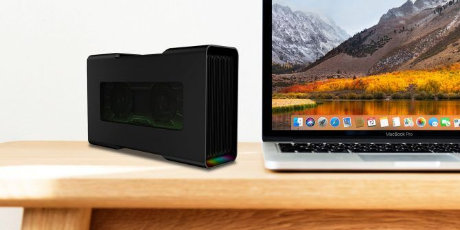 The Best External GPU for a MacBook Pro