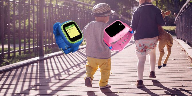 The Best Phone Watch for Kids: GPS Trackers and Smartwatches