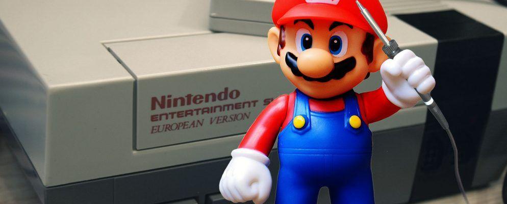 5 Wege zum DIY Hacken Sie Ihre alten Nintendo-Geräte in etwas Neues