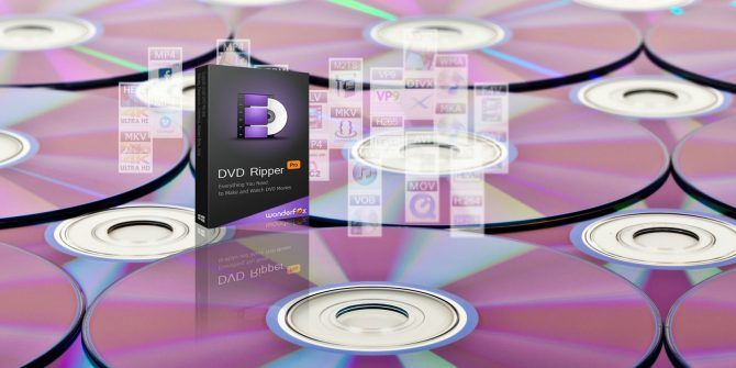 WonderFox Makes Ripping DVDs Easy