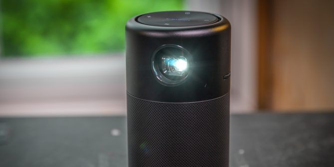 Nebula Capsule is The Ultimate Portable Projector (Review and Giveaway)