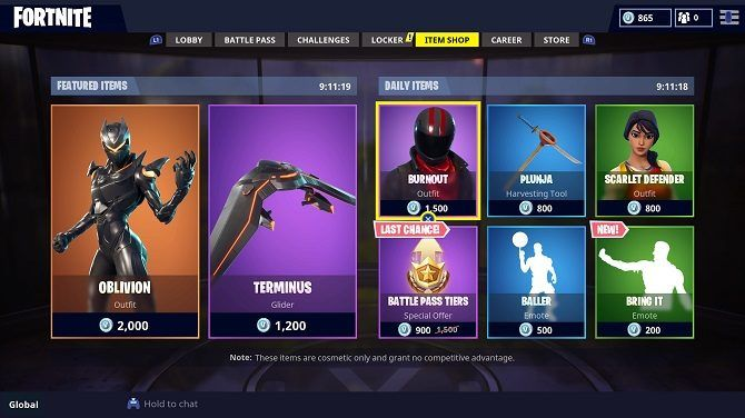 fortnite-mircotransactions