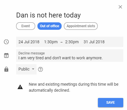 google kalender tipps