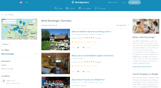 5 Ways to Find Free or Cheap Hotels, Homestays, and Hostels hotels worldpackers
