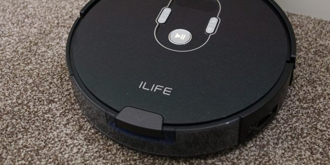 iLife A7: The Best All-Round Robot Vacuum