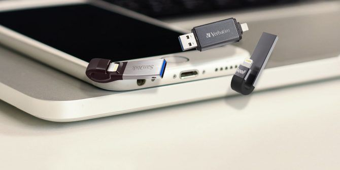 iPhone External USB Storage: The 5 Best Flash Drives for iPhone