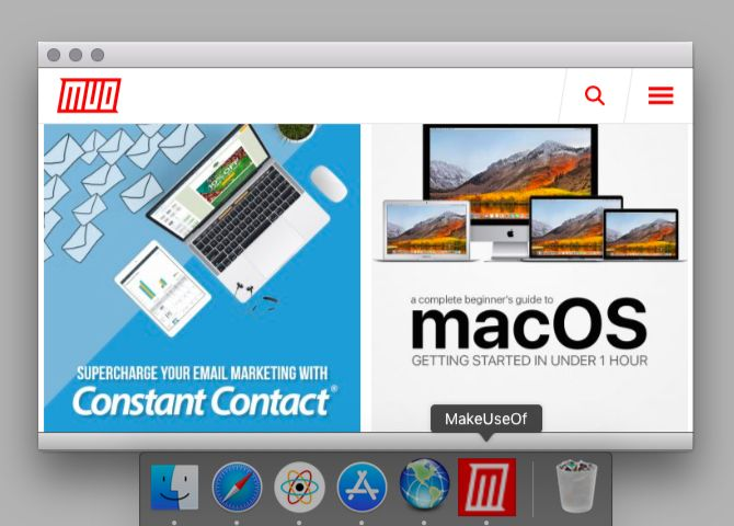 5 Ways to Turn Any Website Into a Desktop Mac App