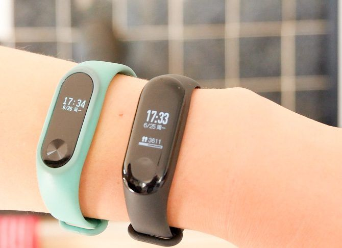 Mi Band 3: The Best Budget Fitness Tracker for Most People mi band 3 comparison 670x486