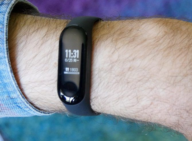Mi Band 3: The Best Budget Fitness Tracker for Most People mi band 3 watchface 670x492
