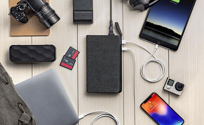 mophie powerstation AC Laptop Battery Pack