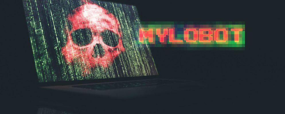 Was ist Mylobot Malware? Wie es funktioniert und was man dagegen tun kann