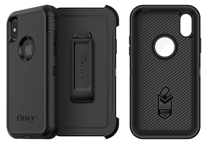 OtterBox Defender iPhone X slučaj