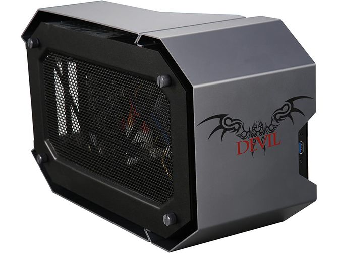 PowerColor Devil Box External GPU Enclosure