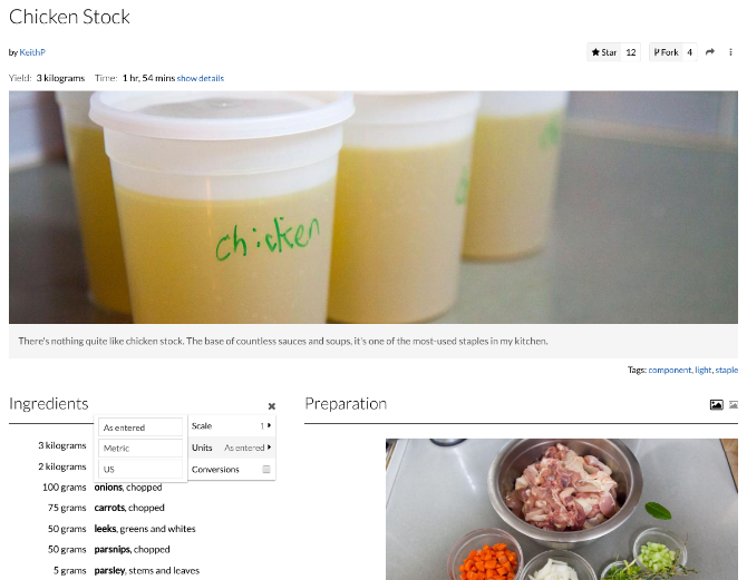 5 Smart Recipe Sites and Apps to Simplify and Reinvent Cooking recipes cinc