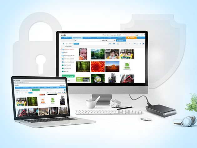 Get 3TB of Lifetime Cloud Storage with Zoolz for $75