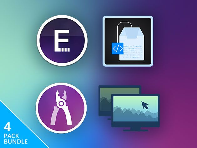 Boost Your Productivity with Four Top-Rated Mac Apps for $19.99