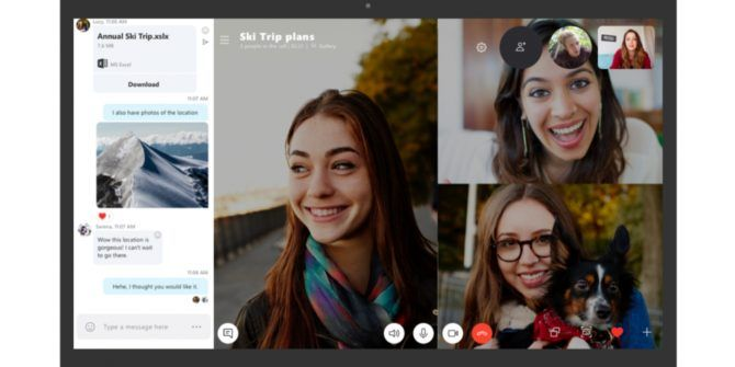Microsoft Launches Skype 8.0 for Desktop