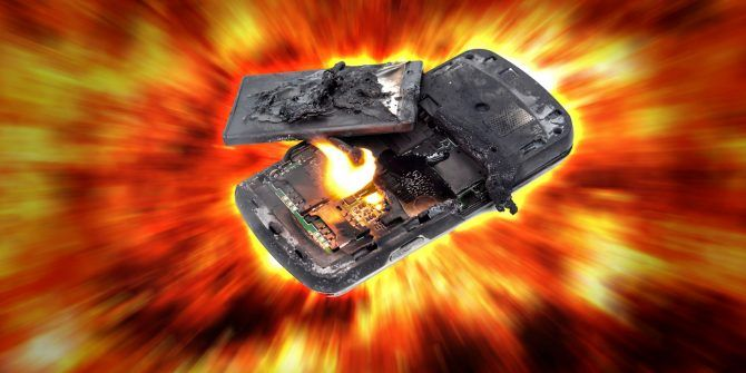 Why Smartphone Batteries Explode and How to Prevent It