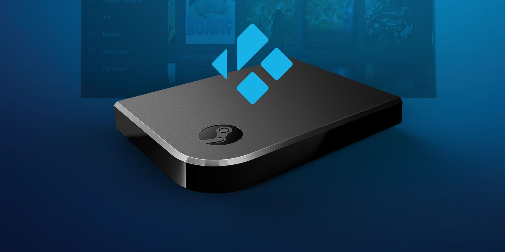 steam-link-kodi